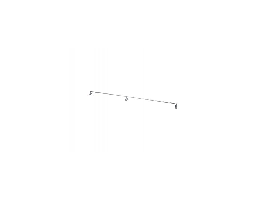 3968 konzole pro pletivo zn vyska 160 cm prumer 12 mm