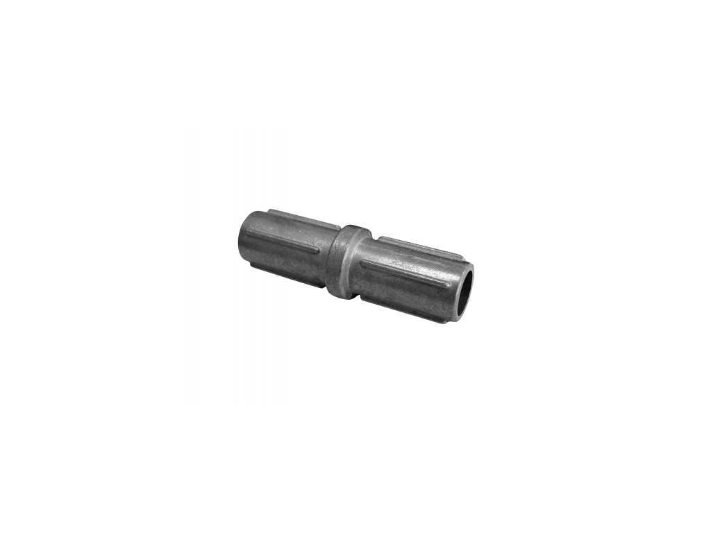 3995 spojka pro plotove sloupky 38 mm zn