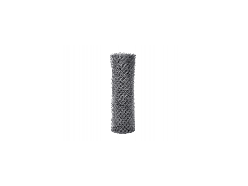 4064 pozinkovane ctyrhranne pletivo s nd zapletene vyska 150 cm drat 2 0 mm oko 50x50 mm zn