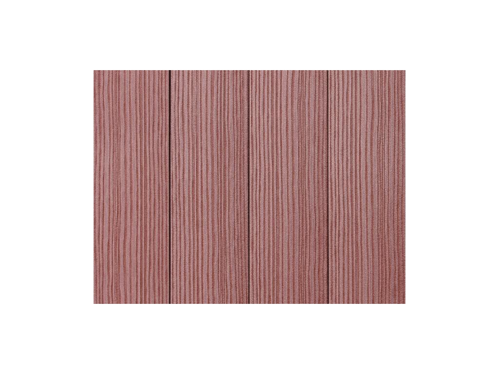 4136 plastova plotovka wpc cervenohneda rozmer 90x16x1200 mm