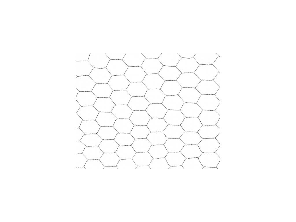 chovatelske sestihranne pletivo pozinkovane zn 13 mm vyska 100 cm role 50 m 8595068410974
