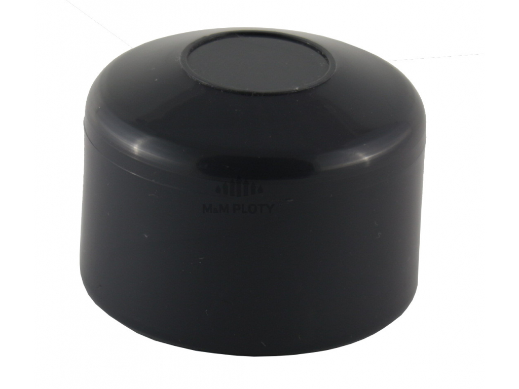6021 cepicka pvc prumer 38 mm antracit