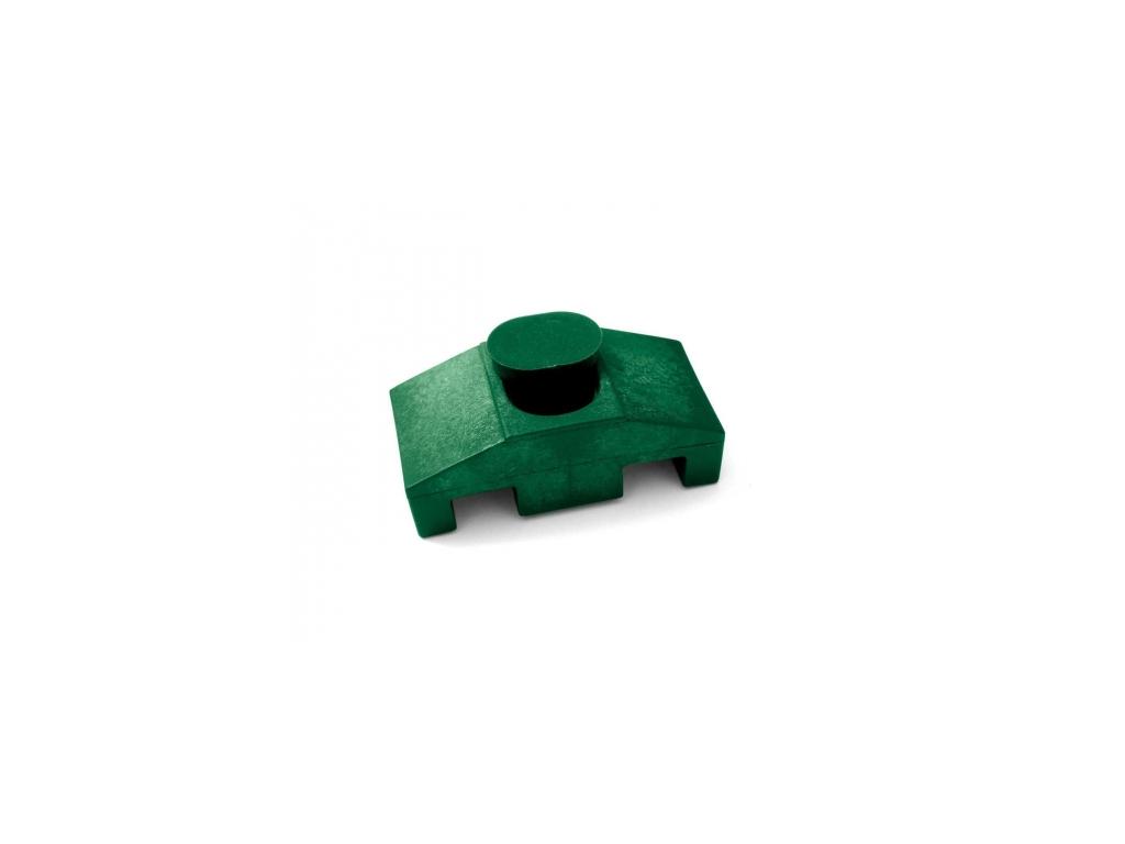 prichytka pvc pro panely pilofor super strong barva zelena 8595068448335
