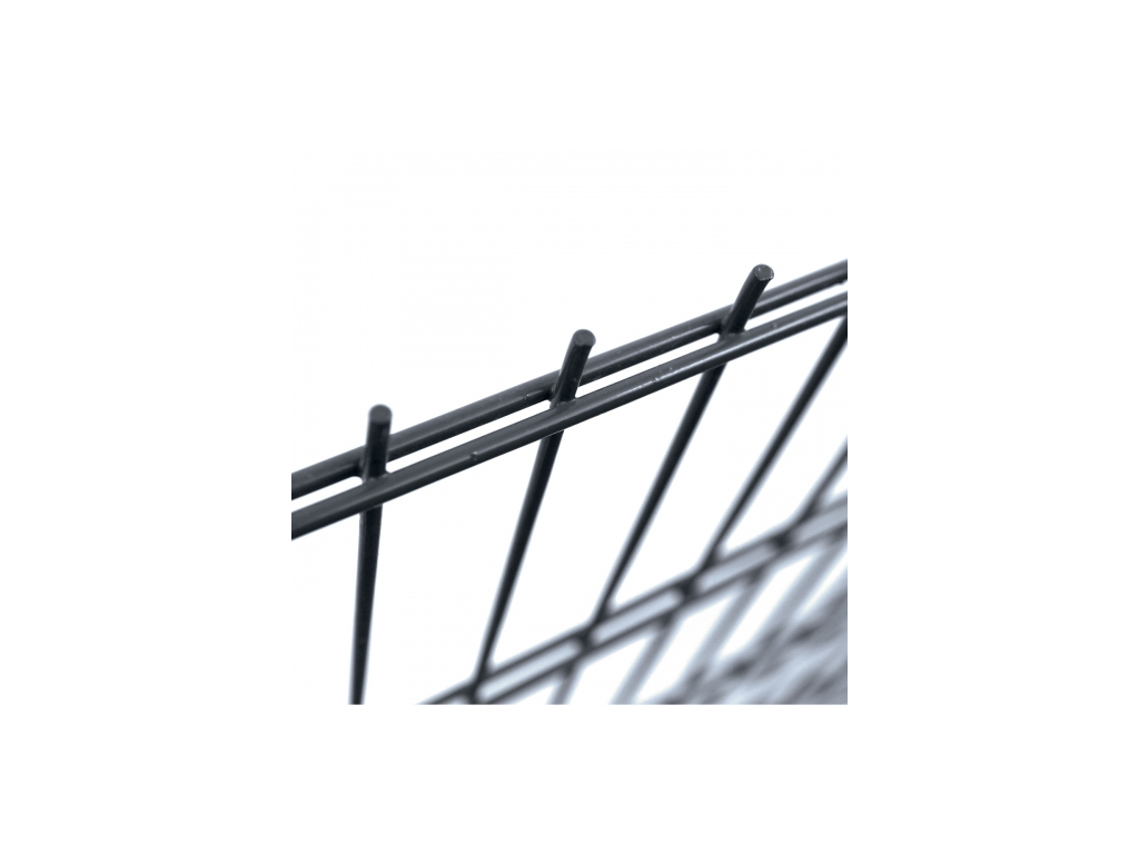 svarovany panel pilofor super strong poplastovany zn pvc 2500 1030 mm vyska 103 cm barva antracit 8595068451229
