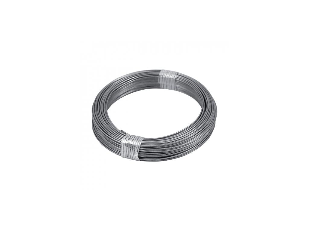 vazaci drat 1 8 mm pozinkovany zn delka 50 m 8595068400432