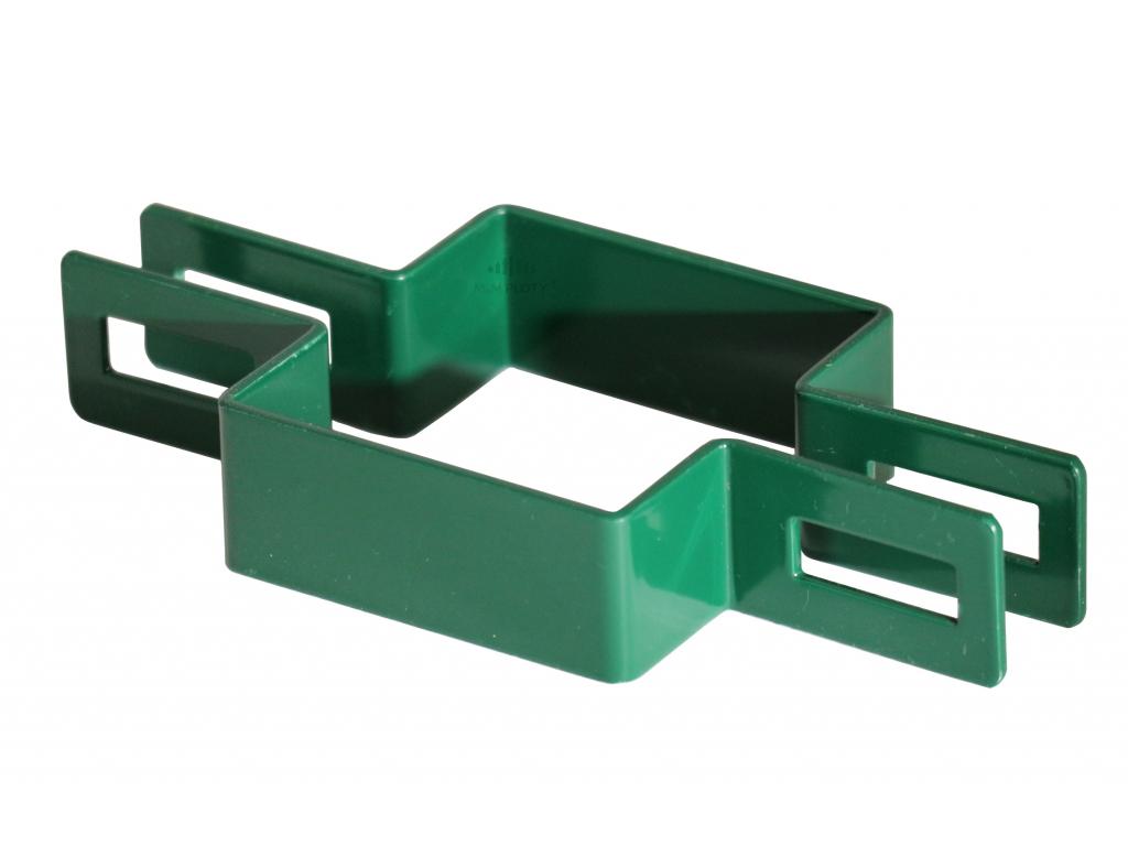 objímka na panely zelená 50x50