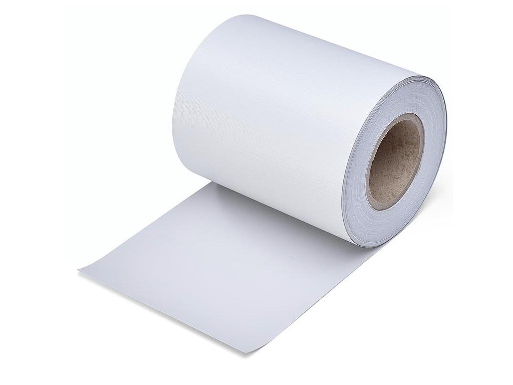 stínící páska bílá