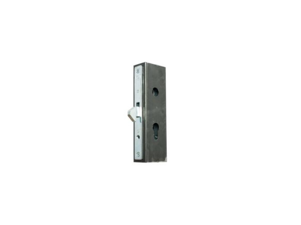 hákový zámek posuvné brány 60x40 mm
