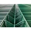 Plotový panel 3D CLASSIC Zn+PVC - výška 203 cm, Ø drátu 5 mm, zelený