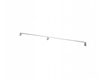3962 konzole pro pletivo zn vyska 125 cm prumer 12 mm