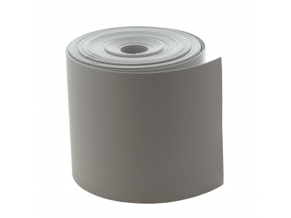 stínící páska plotu šedá