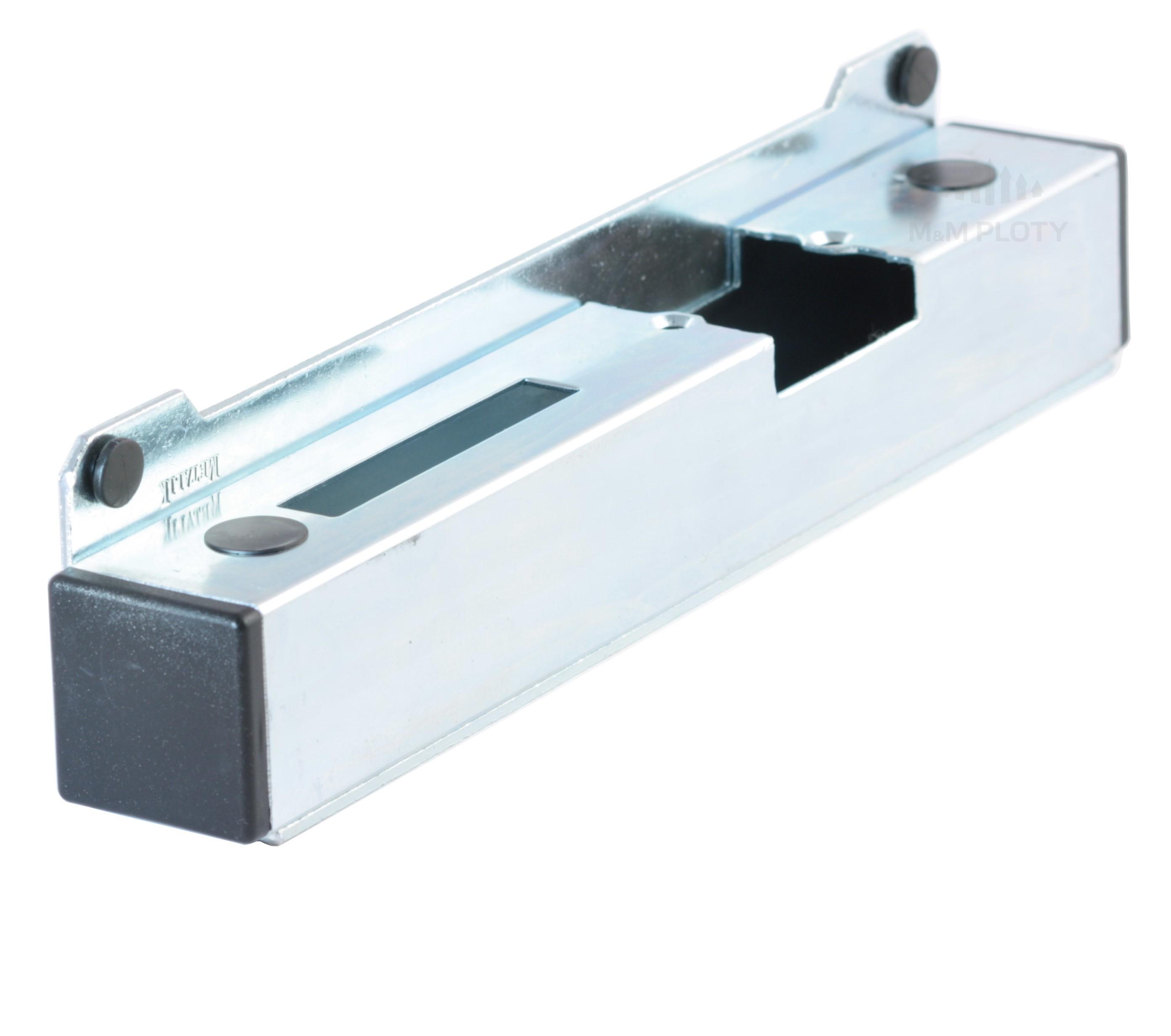 Zámková krabice pro elektrický zámek pro branku