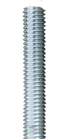 Závitová tyč M12, délka 100 cm, DIN 975, Zn