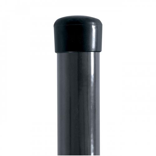 Plotový sloupek antracit, průměr 48 mm, výška 175 cm