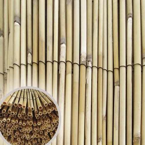 Rákosová rohož k zastínění, výška 200 cm
