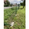 Poplastované pletivo STANDART bez ND výška 125 cm, drát 2,5 mm, oko 50x50 mm, PVC, zelené