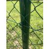Poplastované pletivo STANDART bez ND výška 160 cm, drát 2,5 mm, oko 50x50 mm, PVC, zelené