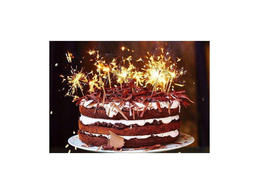 Happy Birthday dort