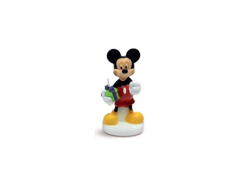 DEC72015 Mickey svíčka