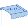 Gigant (výsuv 4,5-5,5 m)