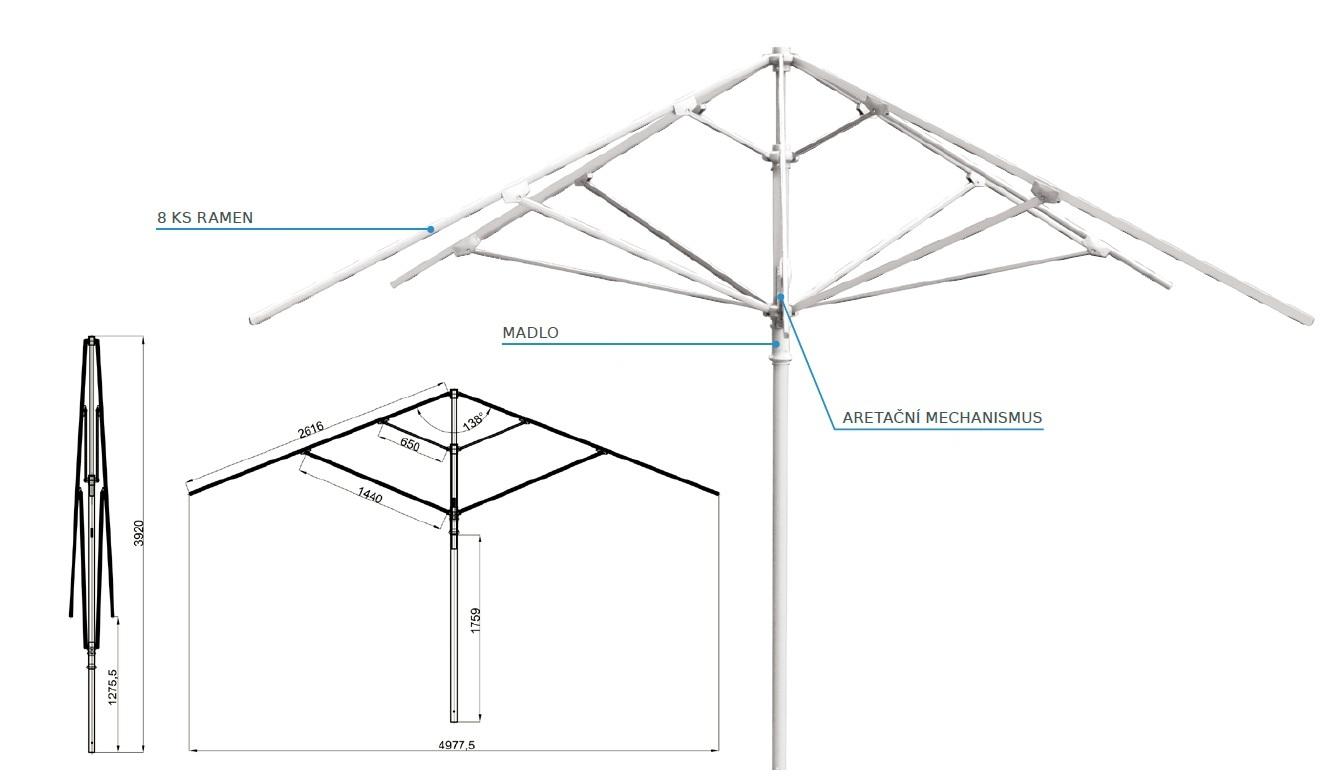 slunecniky-konstrukce
