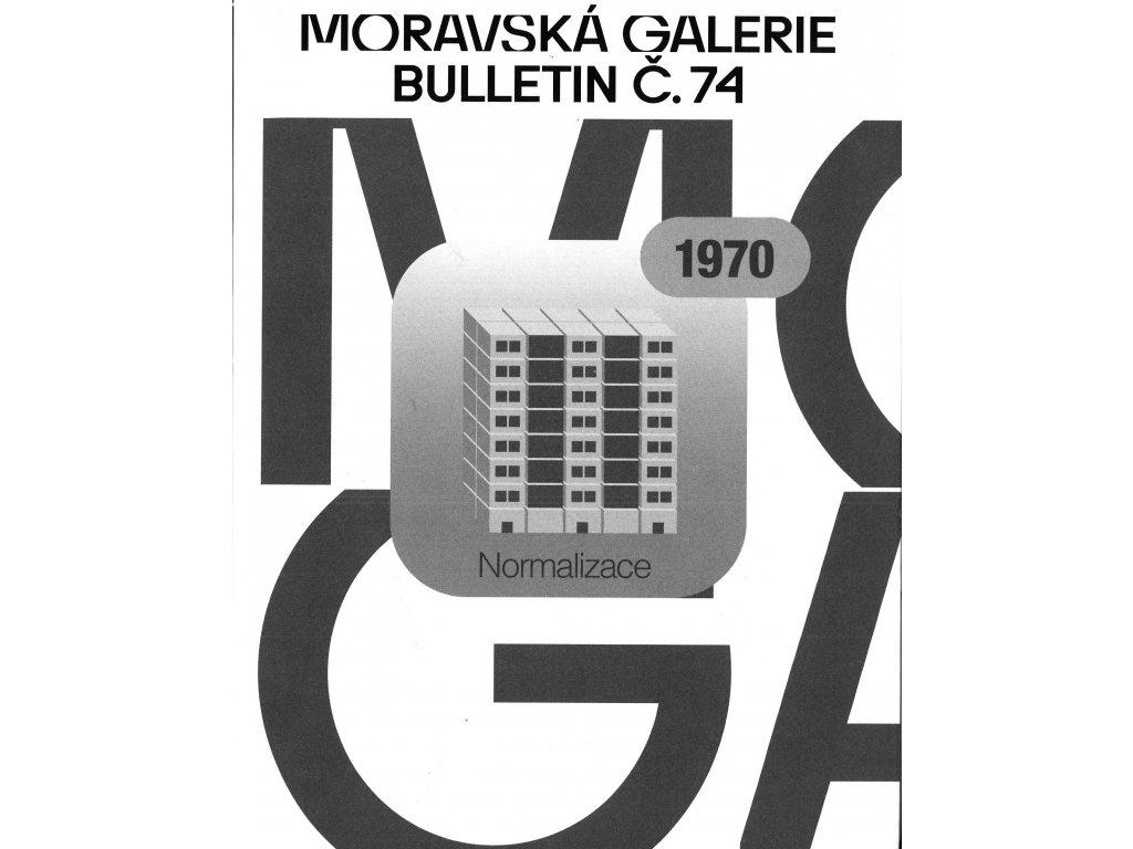 Bulletin MG č. 74 - Normalizace