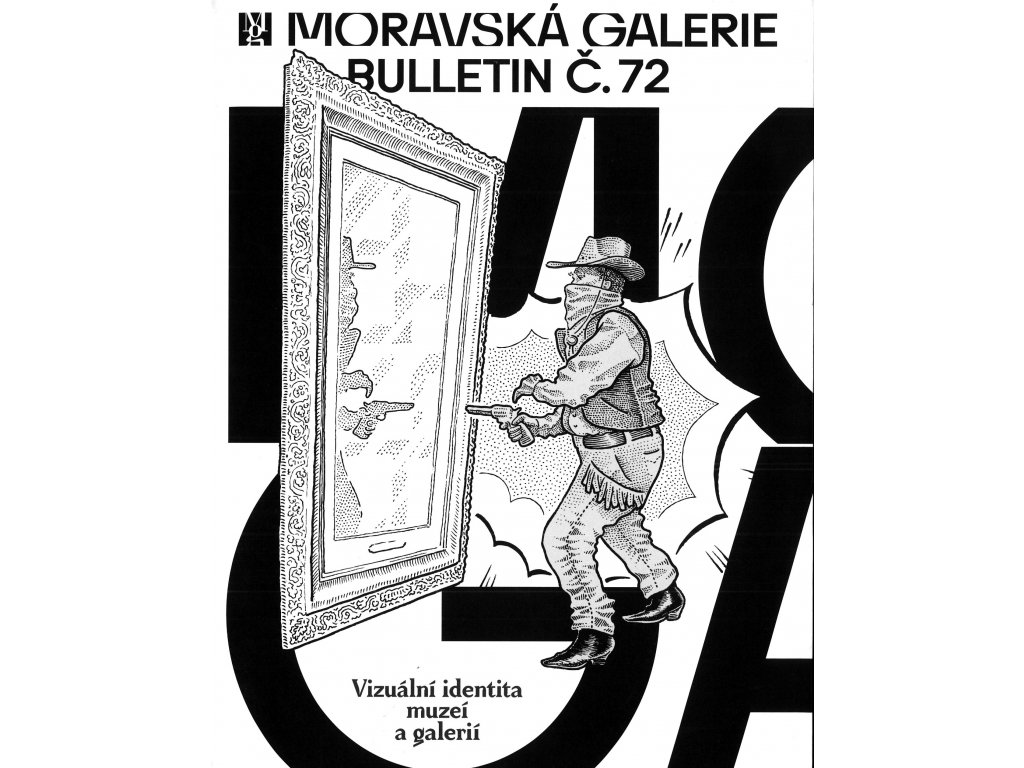 Bulletin MG č. 72 - Vizuální identita muzeí a galerií
