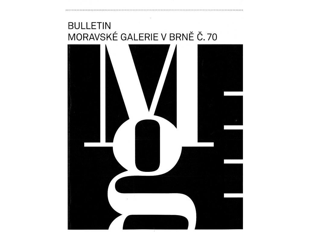 Bulletin MG č. 70 - Móda a textil