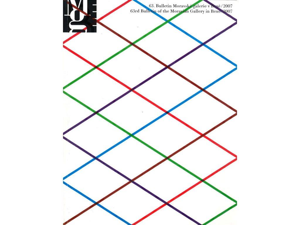 Bulletin MG č. 63 - Grafický design