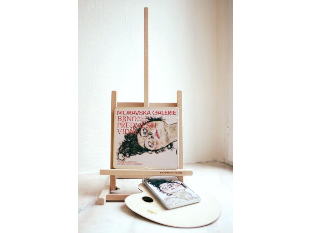 Malířský stolní stojan (student) Moravská galerie