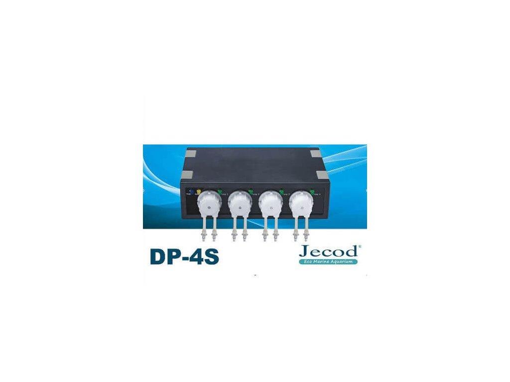 Jecod DP4S Doseerpomp 4 kanaals SLAVE