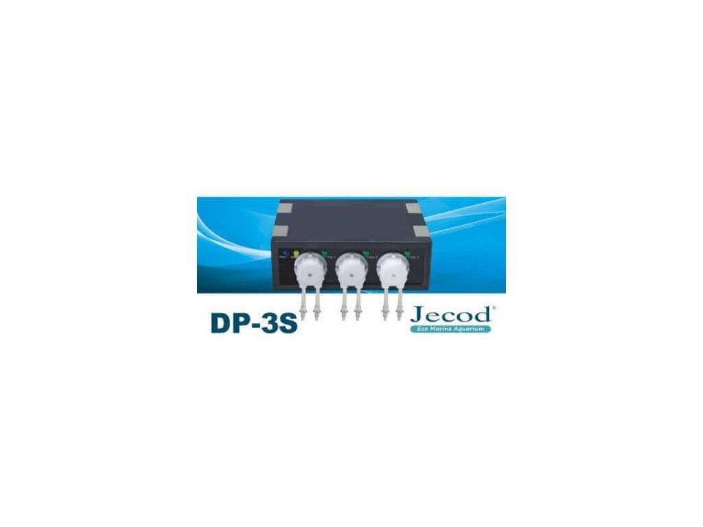 Jecod DP3 Doseerpomp 3 kanaals SLAVE