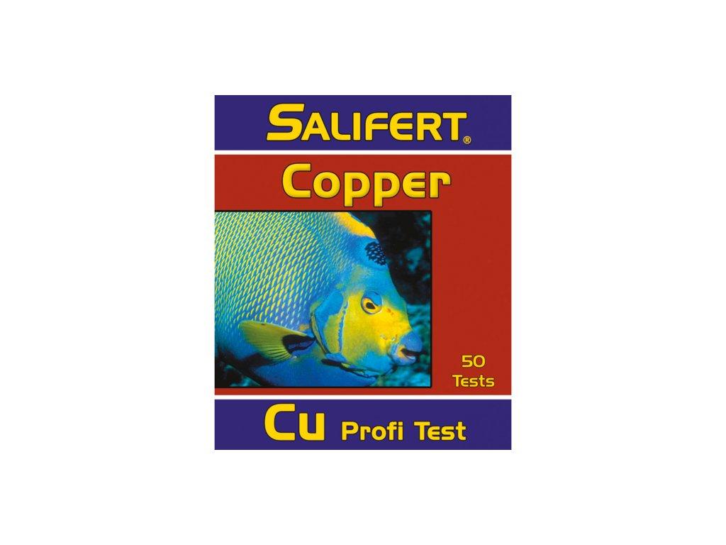 Salifert Profi Test Kupfer m