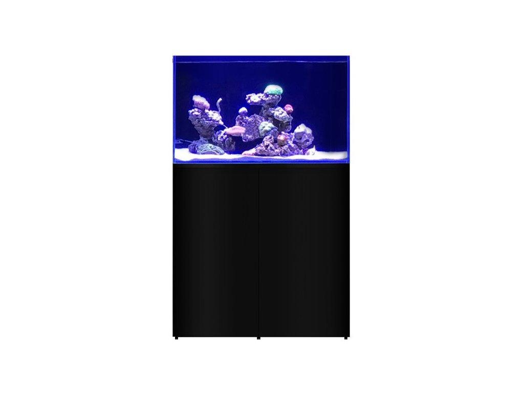Akvarijný set od AQUARIUM SYSTEMS L'Aquarium 370 Black Sea Reef, 90 × 52 × 144 cm
