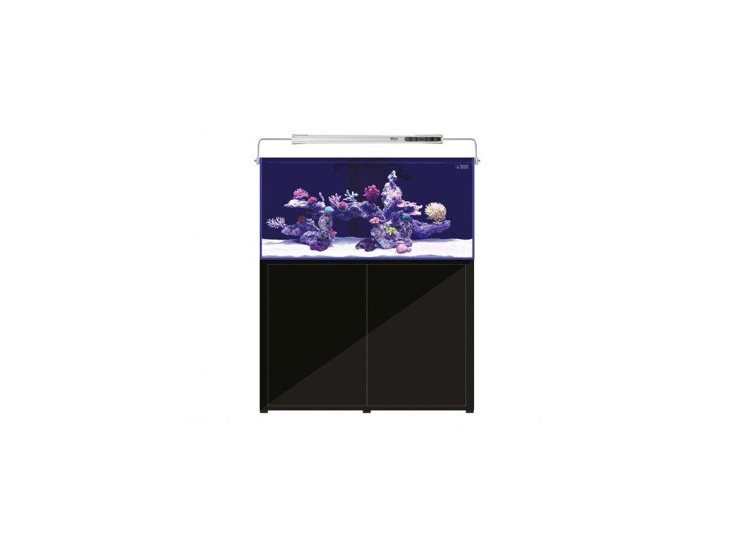 Akvarijný set od AQUARIUM SYSTEMS L'Aquarium 570 Black Sea Reef, 120 × 60 × 144 cm