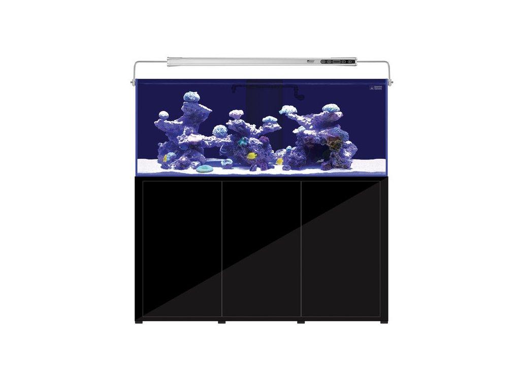 Akvarijný set AQUARIUM SYSTEMS L'Aquarium 720 Black Sea Reef, 150 × 60 × 144 cm