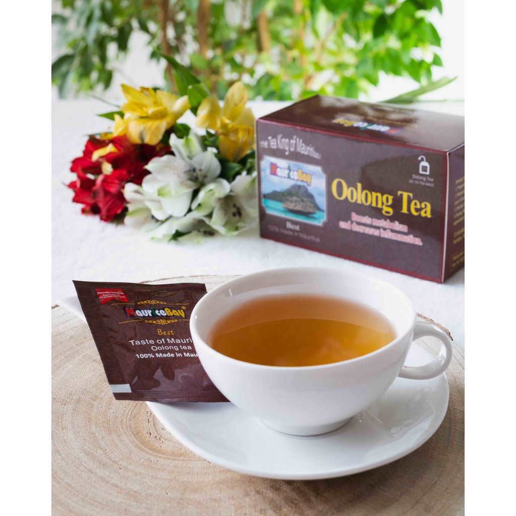 MauriceBay Oolong Tea Best - porcovaný oolong čaj, 50g