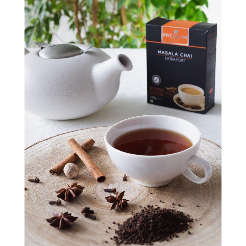 Masala chai - podzim plný energie