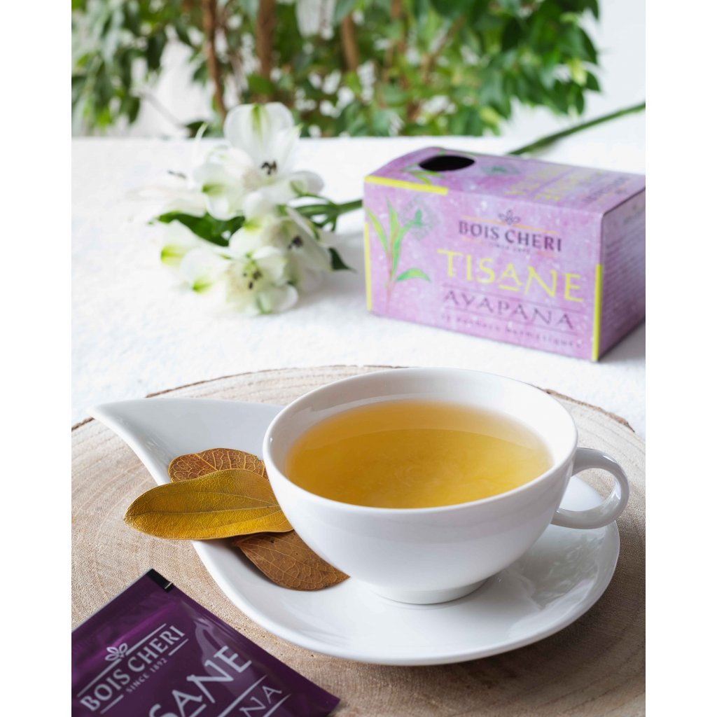 Bois Cheri Tisane Ayapana - porcovaný bylinný čaj, 50g