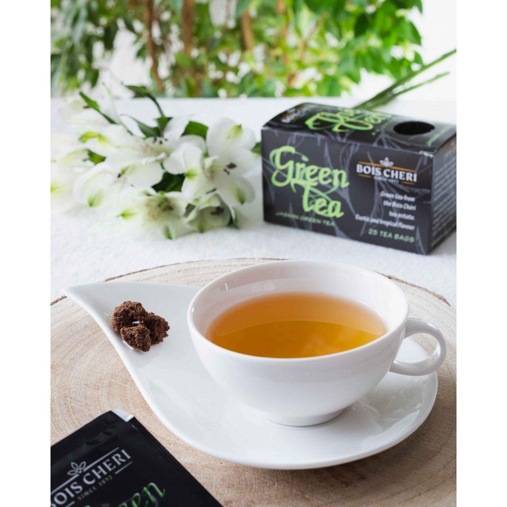 Bois Cheri The Vert - porcovaný jasmínový zelený čaj, 50g