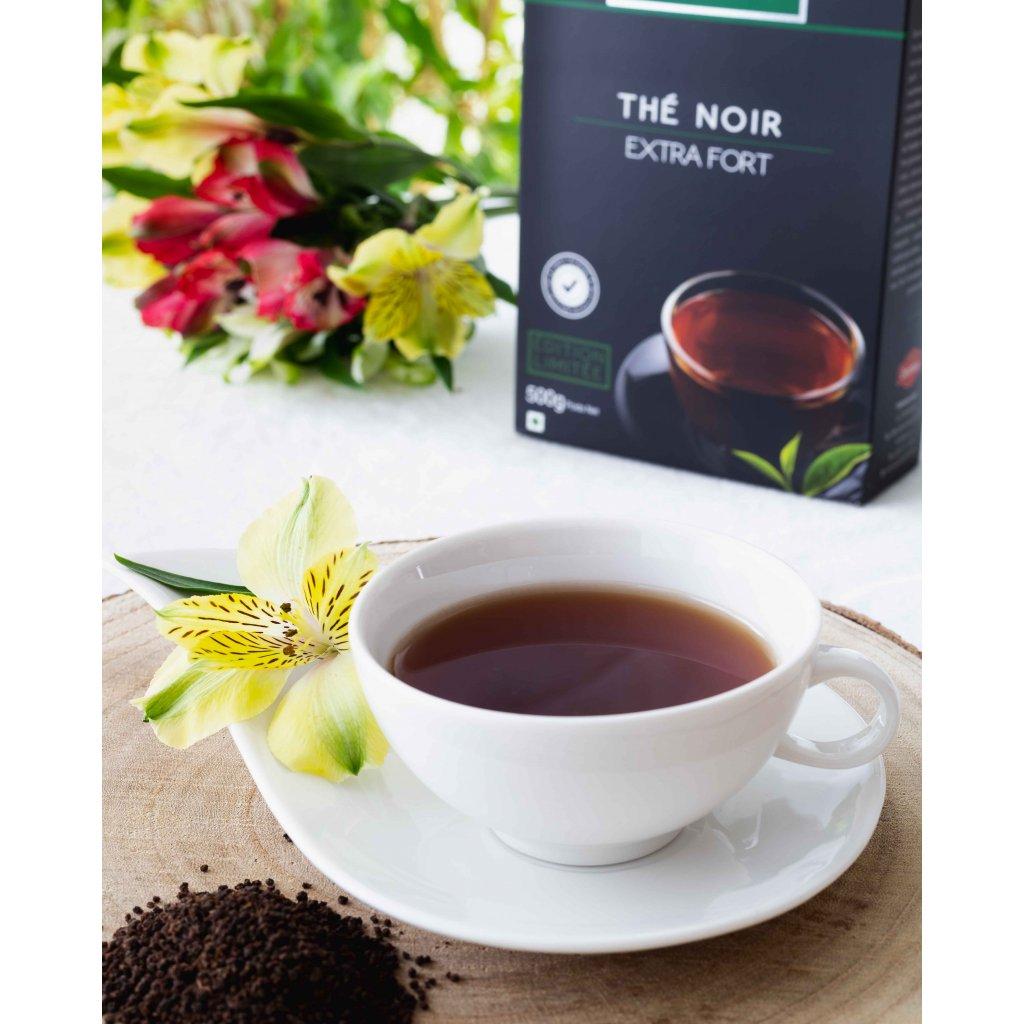 La Chartreuse Premium CTC - sypaný černý čaj, 500g