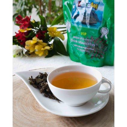 MAURICEBAY (VIP0) - lístky zeleného čaje, 100g