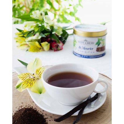 Bois Cheri Ile Maurice - sypaný černý čaj s příchutí vanilky, 125g