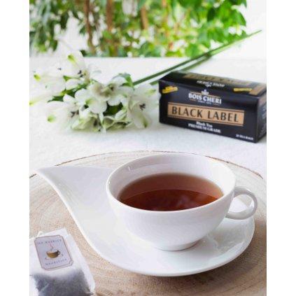 Bois Cheri Black Label - porcovaný černý čaj, 50g