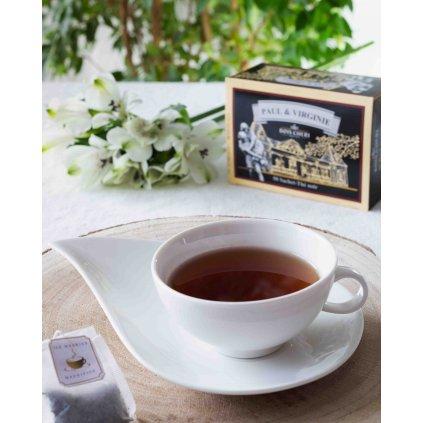 Bois Cheri Paul & Virginie - porcovaný černý čaj, 100g