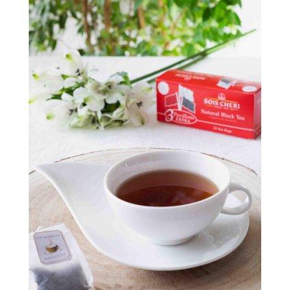 Bois Cheri Pavillons Extra Black Tea - porcovaný černý čaj, 50g
