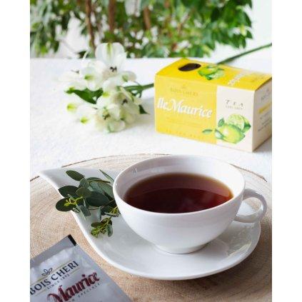 Bois Cheri Ile Maurice Fl. Bergamot - porcovaný černý čaj s příchutí bergamotu, 50g
