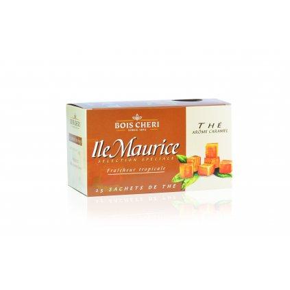 Bois Cheri Ile Maurice Fl. Caramel - porcovaný černý čaj s příchutí karamelu, 50g