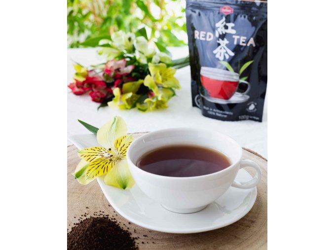 La Chartreuse Red Tea Nature (Loose Tea), 100g, sypaný červený čaj