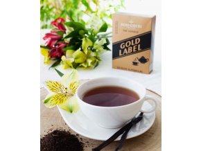 Bois Cheri  Gold Label (loose tea) - sypaný černý čaj s vanilkou, 125g